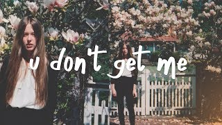 Download gnash - u don't get me (Lyric ) MP3 song and Music Video