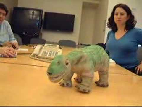 PC Magazine Pleo Video 2