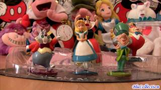 Disney Alice in Wonderland toys and plush deluxe figures & figurines collection