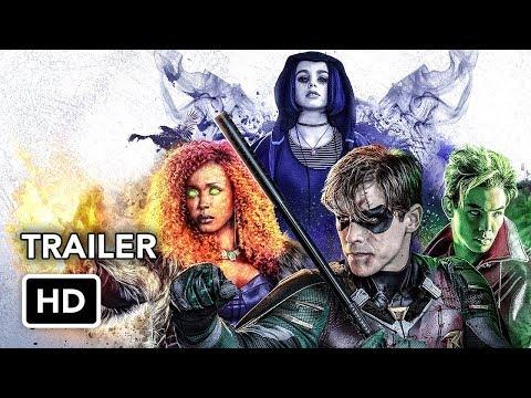 Titans Season 2 Trailer #2 (HD) Deathstroke, Superboy, Aqualad