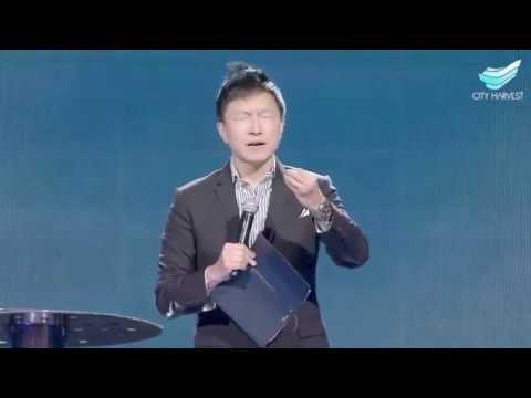 "Rev Dr Kong Hee - The ""Eagle"" Christian"