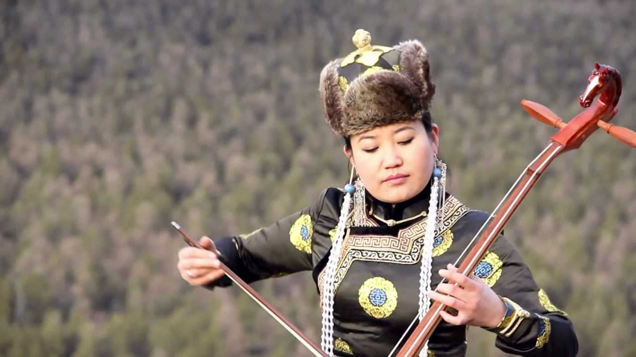 Traditional Mongolian Music Song Three Beautiful Chestnut Mares Youtube