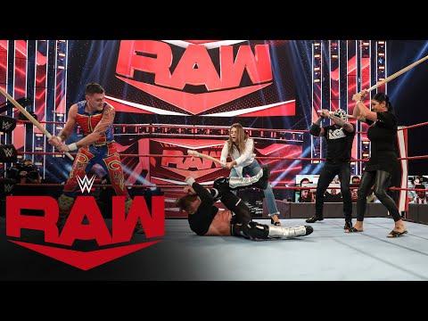 Dominik Mysterio vs. Murphy – Street Fight: Raw, September 7, 2020