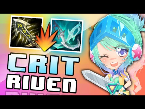 CRIT RIVEN ARE YOU A RIVEN MAIN? - Boxbox