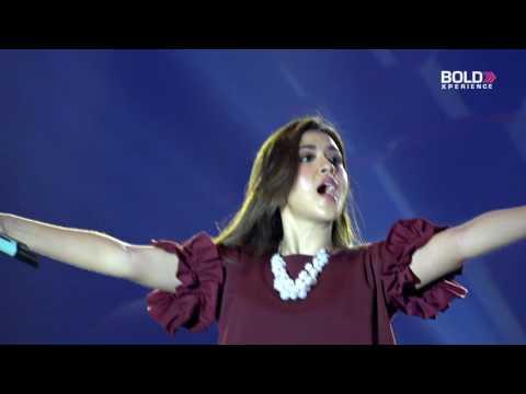 '' KALI KEDUA '' - RAISA live concert at Temanggung 2017