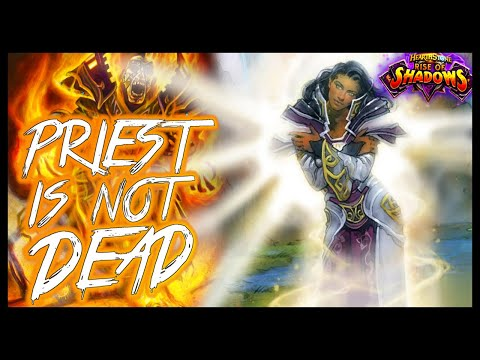 Lets Make Priest Great Again! | Silence Combo Priest | Rise Of Shadows | Hearthstone