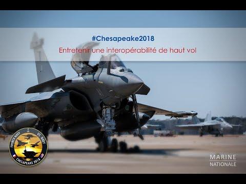 [WEB-SÉRIE] CHESAPEAKE 2018 - épisode 1 : Une interopérabilité de haut vol