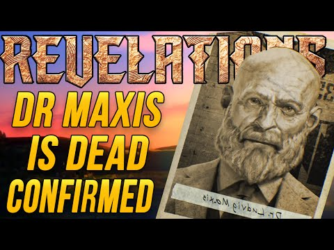 Maxis Dies After Revelations Easter Egg Ending | Revelations Cipher Solved | Revelations Storyline