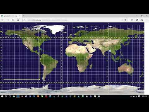 21  Map Projection