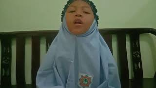 Juara 2 Lomba Tartil (KAS Seru) - Aulia Lathifany - Siswi Kelas 1 SDILH Sumenep