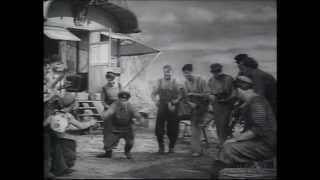 Traktoristy / Tractor Drivers (1939) - Crazy dance sequence