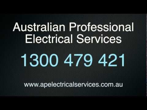 Australian Professional Electrical Services | 24 hour Electrician