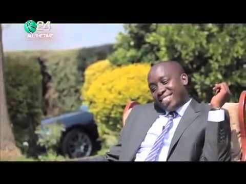 Young Rich  Kenya's Youngest Millionaires featuring William Kibowen Towett