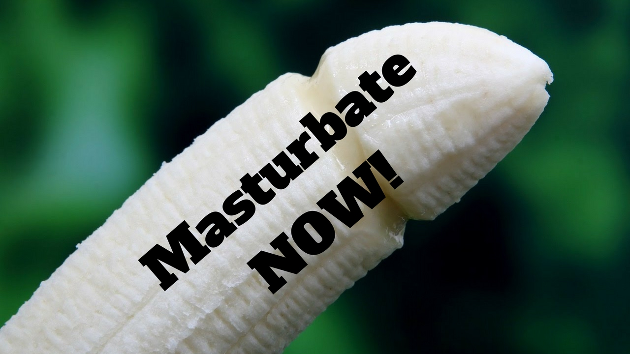 Masturbation to last longer