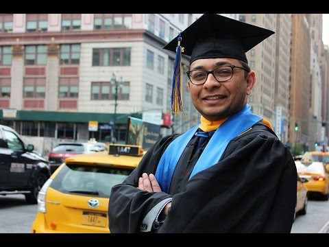 Student stories: Vaibhav's Journey to Pace University