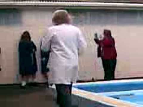 Our Sodium Explosion In School Swimming Pool Lol Youtube