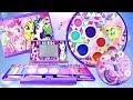 New My Little Pony Lip Gloss Set Makeup Palette Dressup for Girls