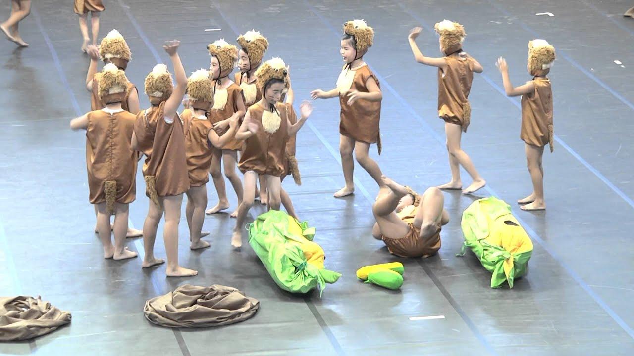 臺東縣104學年度學生舞蹈比賽【國小團體乙組】兒童舞蹈 仁愛國小 土撥鼠要過冬