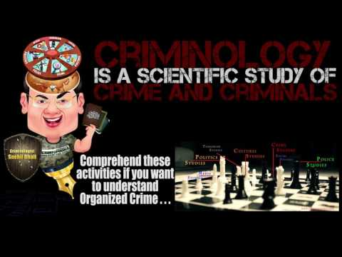 Scientifically Studying Crime & Criminals: Crimeophobia