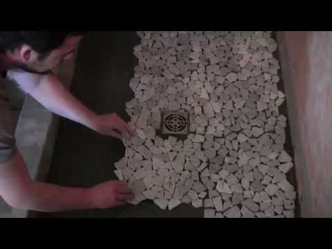 How to Waterproof a Tiled Steam Shower - Part 4 of 4 (#3010)