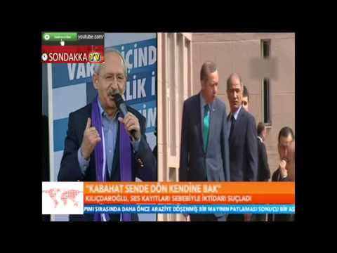 CHP Ordu Mitingi : Başbakan Sosyal Medyayı Kapatamaz ! 07.03.2014