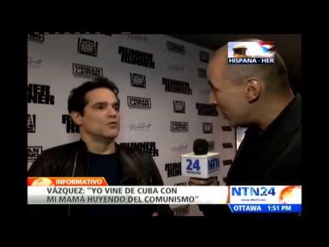 Yul Vázquez habla en NTN24 sobre su crecimiento profesional en Estados Unidos