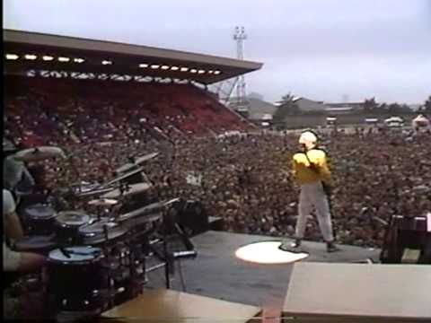 The Police(BEST PERFORMANCE)1982 CONCERT FESTIVAL 1 in England