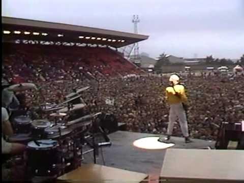 The Policebest Performance1982 Concert Festival 1 In