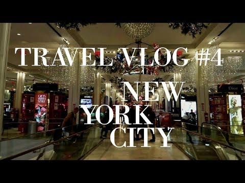 Travel Vlog #4 ll New York City