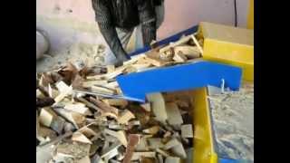 Otomatik Odun Kesme Makinesi
