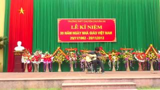 Sunflower - Nguyễn Trọng Duy (THPT Chu Văn An Lạng Sơn)