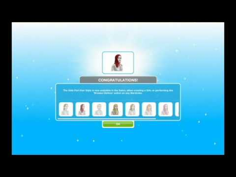 Sims Freeplay Boutique Hair Event Hobby Event Video Youtube