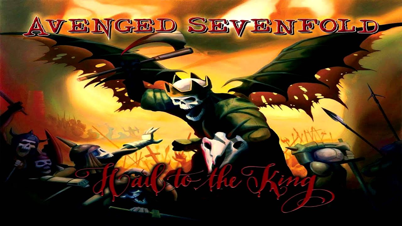 HAIL TO THE KING | AVENGED SEVENFOLD (A7X) | CHIPMUNK