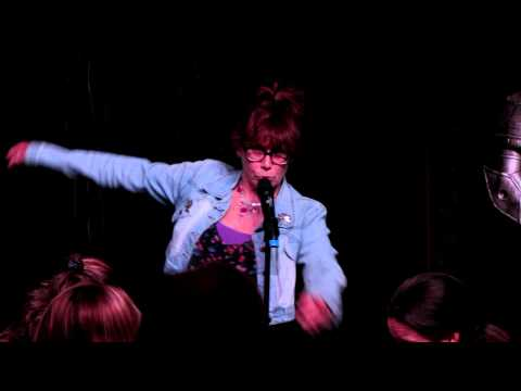 Sheila Kay at Jester's Comedy Club