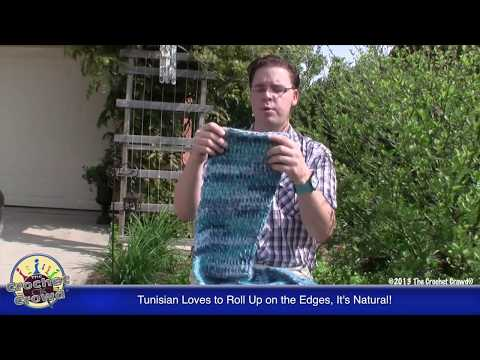 Youtube Crocheting For Beginners : How to Tunisian Crochet for Beginners - YouTube