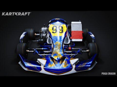 KartKraft EarlyAccess PragaDragonX30 Race 4K@PFI Classic Grantham |