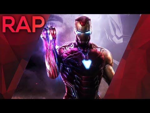 Rap de Iron Man EN ESPAÑOL (Avengers: End Game) - Shisui :D - Rap tributo n° 87