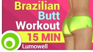 Perfect Butt Workout - Brazilian Butt Lift Challenge