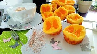 Käsekuchen Muffins   Thermomix® TM5 / TM6