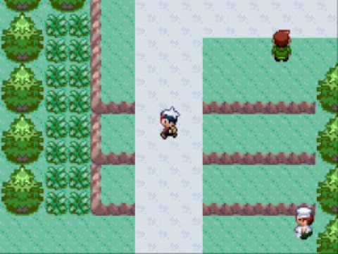 Pokemon R/S/E Unused Track: Route 38 and 39 (G/S/C)