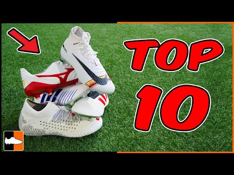 Cleanest Boots! ✨ Ronaldo, Mbappe, Messi, Pogba White Pairs...