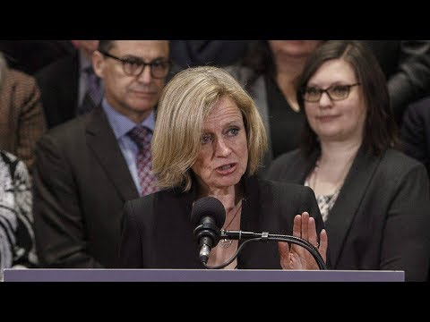 Notley 'confident' Alberta won't need new bill limiting oil flow