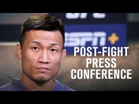 UFC Vegas 29: Post-fight Press Conference