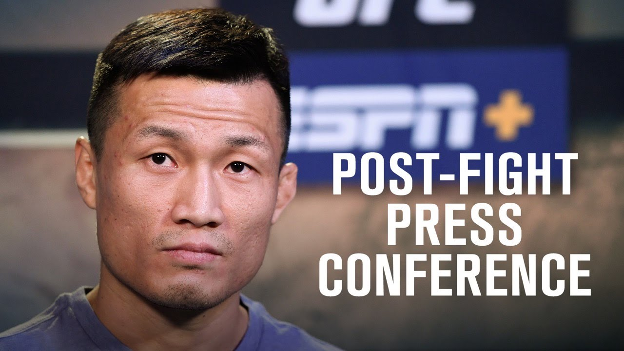 Download UFC Vegas 29: Post-fight Press Conference