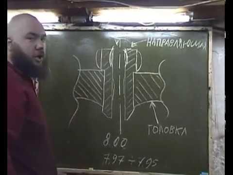 Теория ДВС: Башмак натяжителя цепи ВАЗ 2101