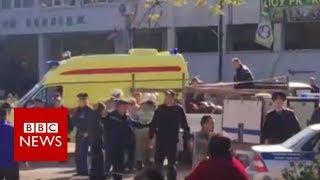 Kerch blast: Crimea college 'bomb' kills 10 - BBC News