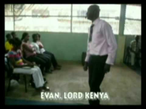 Lord Kenya at Morning Manna Part 1.flv