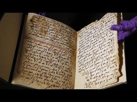Un des plus vieux Coran du monde date de 1400 ans