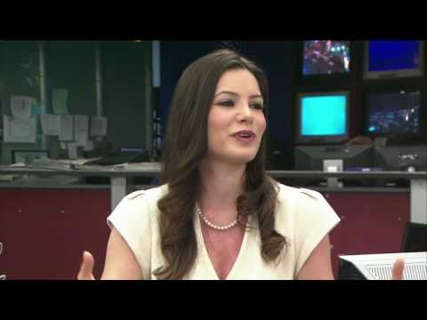 Julia Allison talks about her social media column