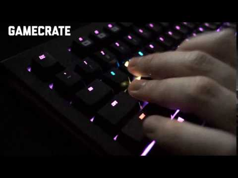 c16ff2b31cc Razer Overwatch BlackWidow Chroma: Ultimate ability lighting - YouTube